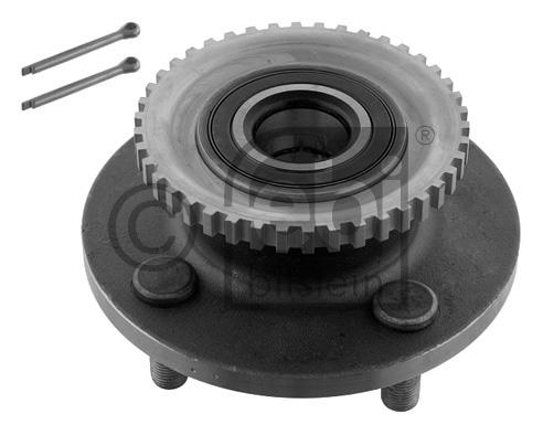 Moyeu de roue - FEBI BILSTEIN - 31227