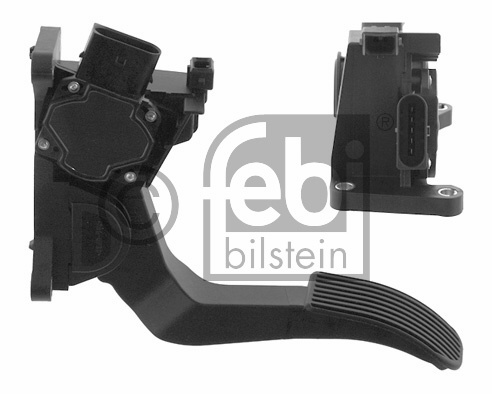 Pédale d'accélérateur - FEBI BILSTEIN - 31284