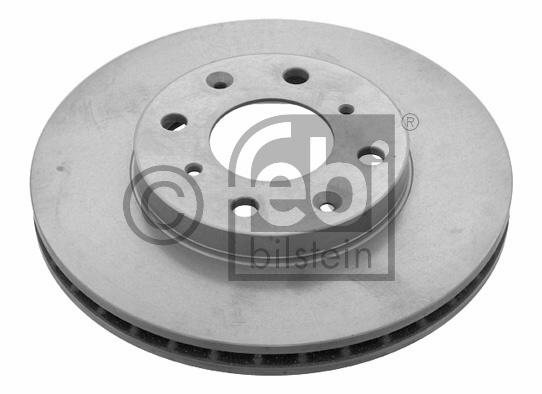 Disque de frein - FEBI BILSTEIN - 31301