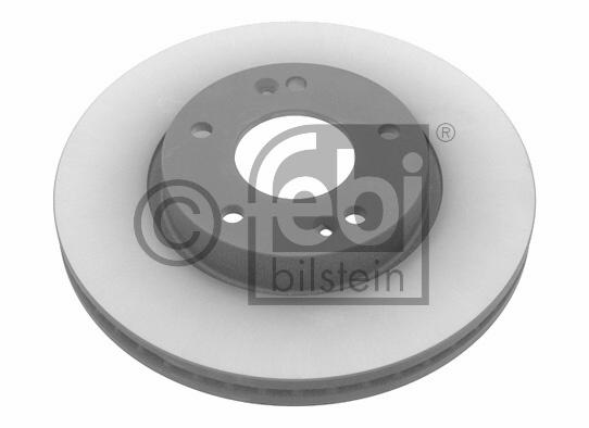 Disque de frein - FEBI BILSTEIN - 31316