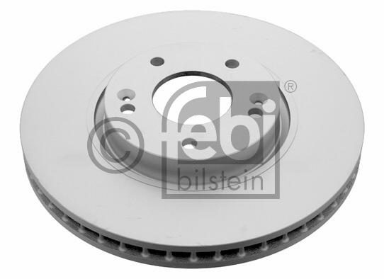 Disque de frein - FEBI BILSTEIN - 31317