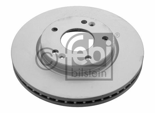 Disque de frein - FEBI BILSTEIN - 31360