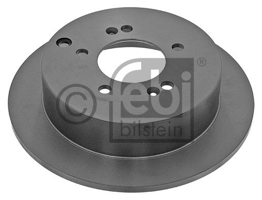 Disque de frein - FEBI BILSTEIN - 31362