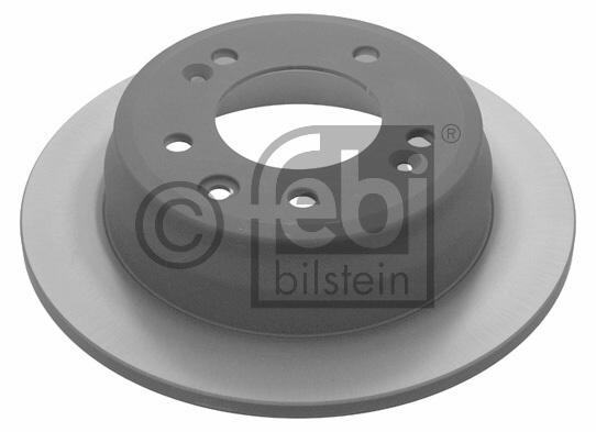 Disque de frein - FEBI BILSTEIN - 31363