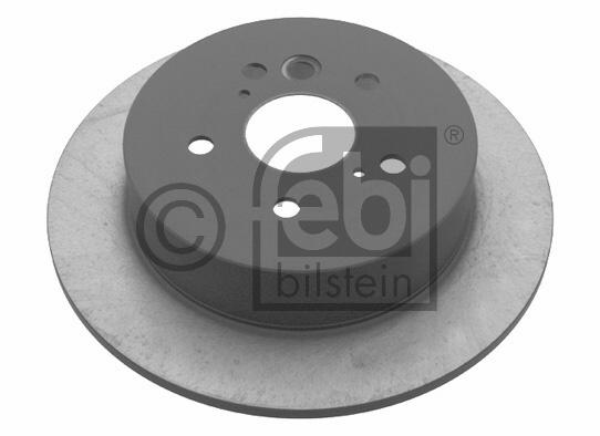 Disque de frein - FEBI BILSTEIN - 31364