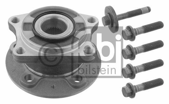 Moyeu de roue - FEBI BILSTEIN - 31371