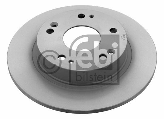 Disque de frein - FEBI BILSTEIN - 31415
