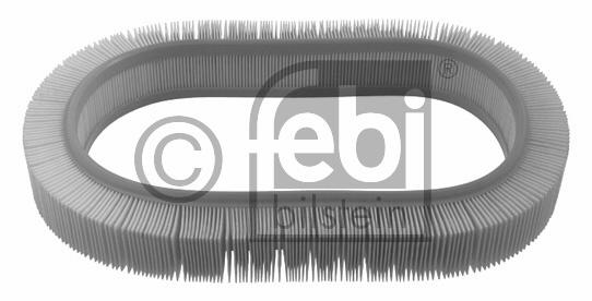 Filtre à air - FEBI BILSTEIN - 31443