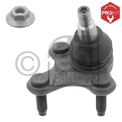 Rotule de suspension - FEBI BILSTEIN - 31486
