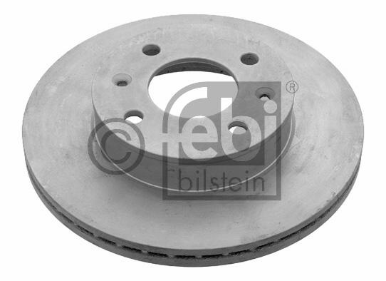 Disque de frein - FEBI BILSTEIN - 31552