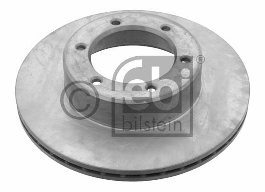 Disque de frein - FEBI BILSTEIN - 31553