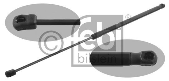 Ressort pneumatique, capot-moteur - FEBI BILSTEIN - 31629