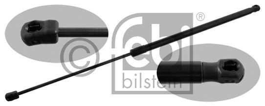 Ressort pneumatique, capot-moteur - FEBI BILSTEIN - 31630