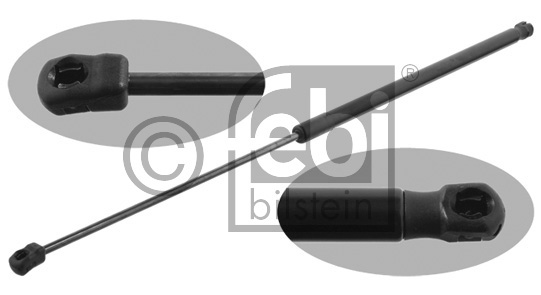 Ressort pneumatique, capot-moteur - FEBI BILSTEIN - 31631