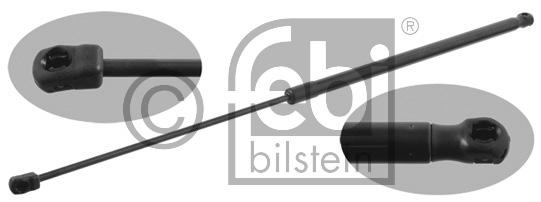 Ressort pneumatique, capot-moteur - FEBI BILSTEIN - 31632