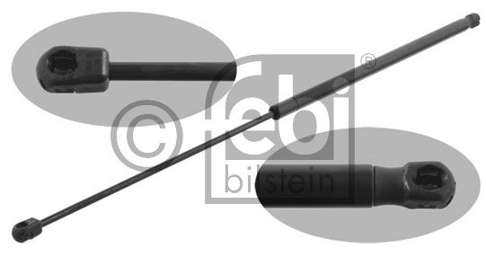Ressort pneumatique, capot-moteur - FEBI BILSTEIN - 31635