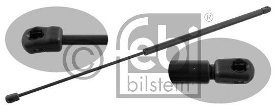 Ressort pneumatique, capot-moteur - FEBI BILSTEIN - 31636