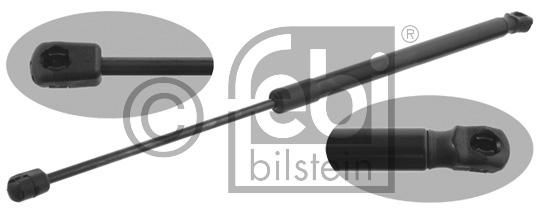 Ressort pneumatique, capot-moteur - FEBI BILSTEIN - 31639