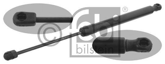 Ressort pneumatique, coffre à bagages/compartiment à bagages - FEBI BILSTEIN - 31644