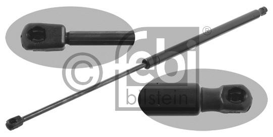 Ressort pneumatique, coffre à bagages/compartiment à bagages - FEBI BILSTEIN - 31645
