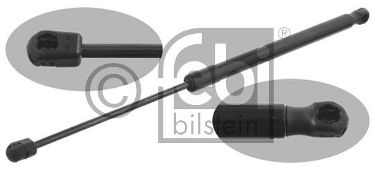 Ressort pneumatique, coffre à bagages/compartiment à bagages - FEBI BILSTEIN - 31648