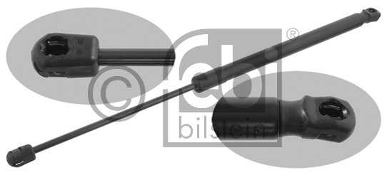 Ressort pneumatique, coffre à bagages/compartiment à bagages - FEBI BILSTEIN - 31677