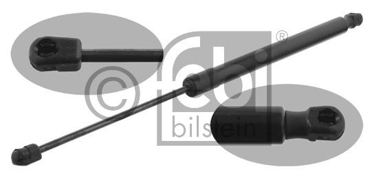 Ressort pneumatique, coffre à bagages/compartiment à bagages - FEBI BILSTEIN - 31681