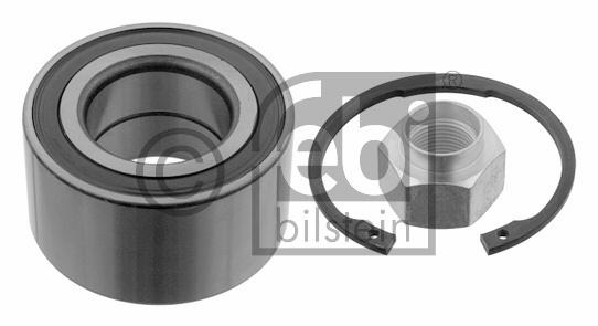 Roulement de roue - FEBI BILSTEIN - 31691