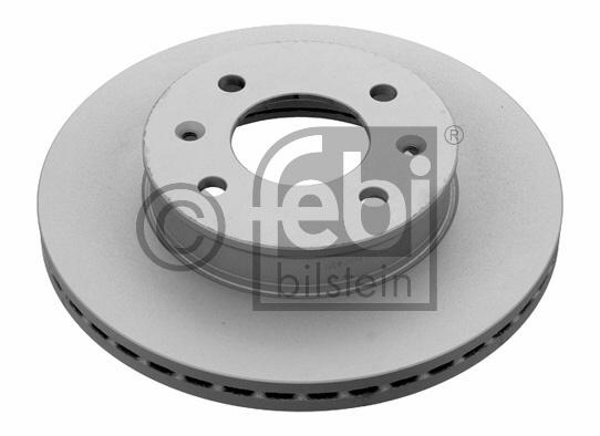 Disque de frein - FEBI BILSTEIN - 31766