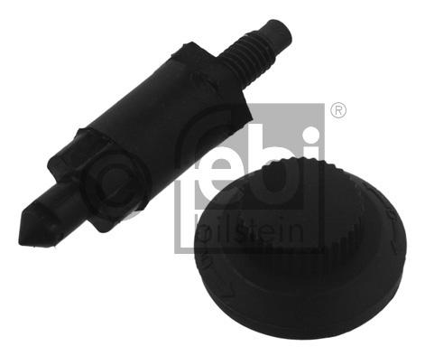 Butée élastique, suspension du moteur - FEBI BILSTEIN - 31816