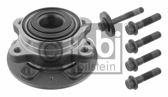 Moyeu de roue - FEBI BILSTEIN - 31866