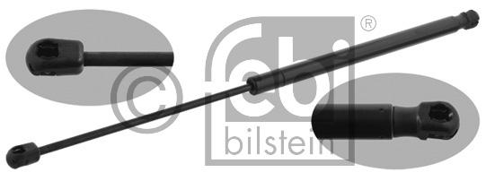 Ressort pneumatique, coffre à bagages/compartiment à bagages - FEBI BILSTEIN - 31955