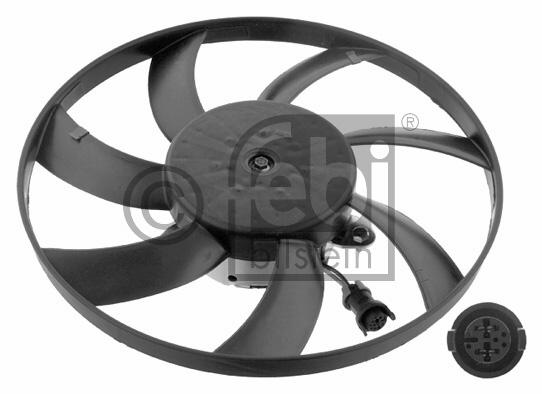 Ventilateur, refroidissement du moteur - FEBI BILSTEIN - 32156