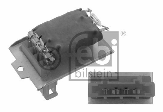 Appareil de commande, chauffage/ventilation - FEBI BILSTEIN - 32178