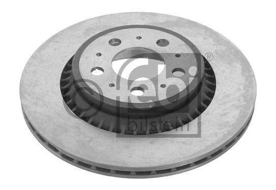 Disque de frein - FEBI BILSTEIN - 32249