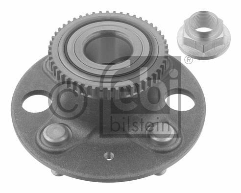 Moyeu de roue - FEBI BILSTEIN - 32306