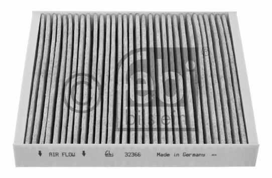 Filtre, air de l'habitacle - FEBI BILSTEIN - 32366