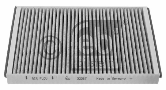 Filtre, air de l'habitacle - FEBI BILSTEIN - 32367