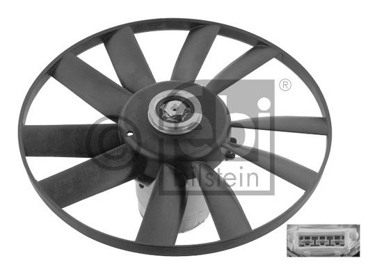 Ventilateur, refroidissement du moteur - FEBI BILSTEIN - 32631