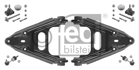 Jeu de bras, suspension de roue - FEBI BILSTEIN - 32702