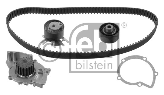 Pompe à eau + kit de courroie de distribution - FEBI BILSTEIN - 32722