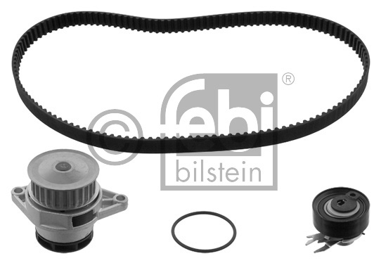Pompe à eau + kit de courroie de distribution - FEBI BILSTEIN - 32741