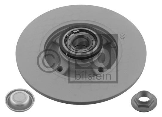 Disque de frein - FEBI BILSTEIN - 32782