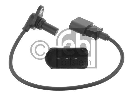 Capteur de vitesse de roue, transmisson automatique - FEBI BILSTEIN - 32872