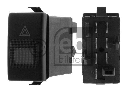 Interrupteur de signal de détresse - FEBI BILSTEIN - 33018