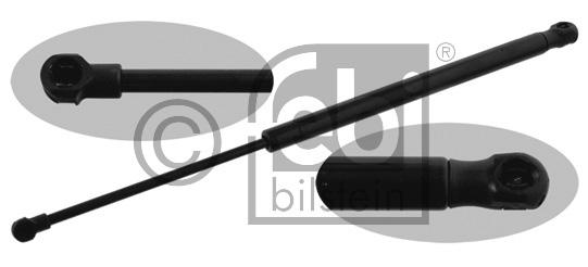 Ressort pneumatique, coffre à bagages/compartiment à bagages - FEBI BILSTEIN - 33064