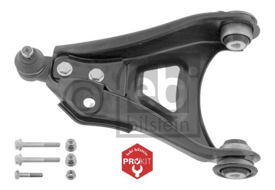 Jeu de bras, suspension de roue - FEBI BILSTEIN - 33105