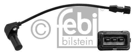 Générateur d'impulsions, vilebrequin - FEBI BILSTEIN - 33123