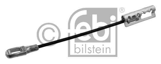 Tirette à câble, frein de stationnement - FEBI BILSTEIN - 33137