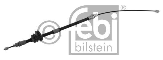 Tirette à câble, frein de stationnement - FEBI BILSTEIN - 33166